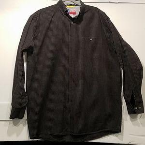 George Strait by Wrangler mens XLT western shirt